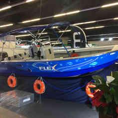 Barco de Pesca modelo Flex da Maresias Náutica