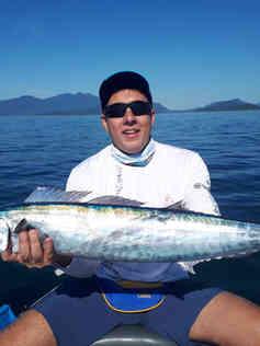 Guia de Pesca Maicon Soares