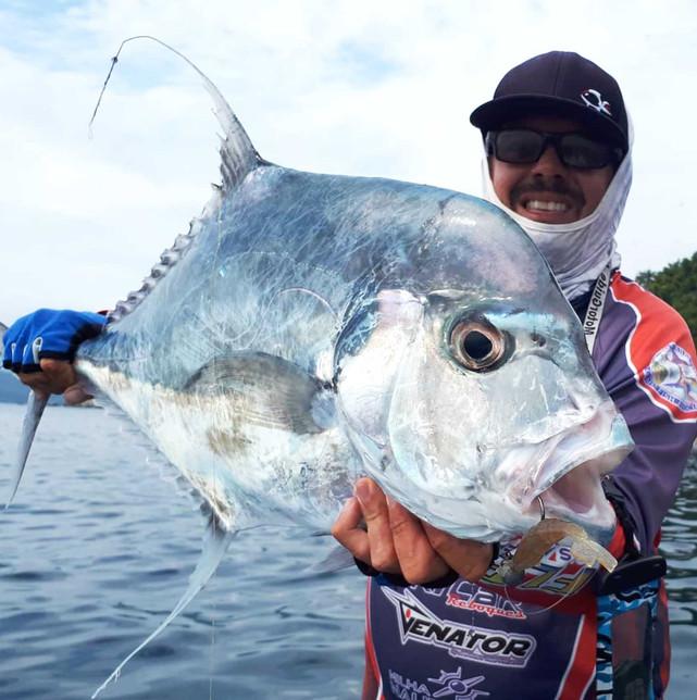 Guia de Pesca | Paraty | Maicon Soares