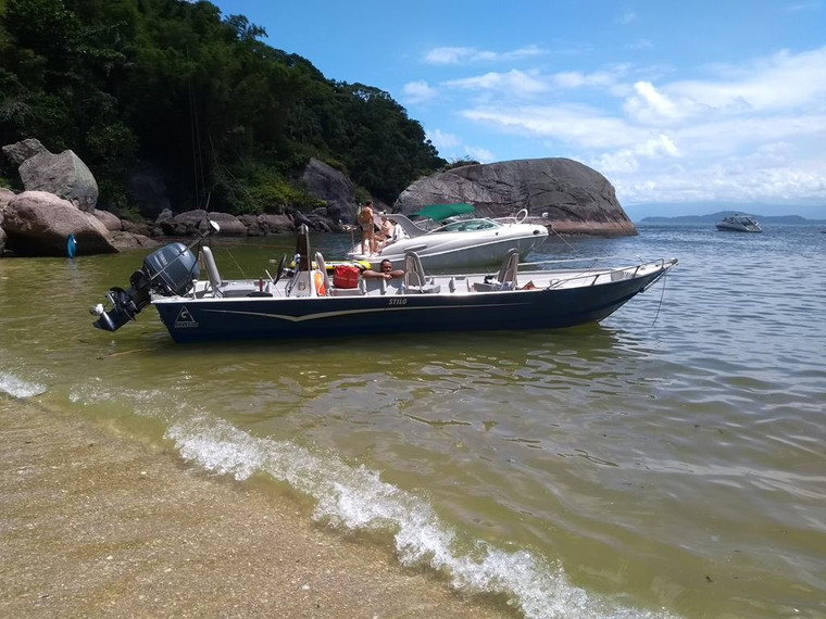 Guia de Pesca | Santos | Tiago Pleffer
