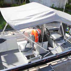 Barco de Pesca modelo Wave 600 da Maresias Náutica