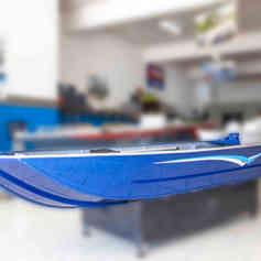 Barco de Pesca modelo Bass420S da Maresias Náutica