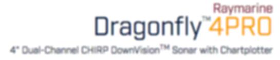 Raymarine DragonFly 4Pro