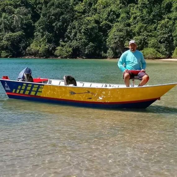 Guia de Pesca | Paraty | Rodrigo Lima