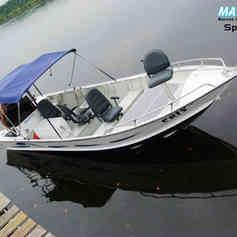 Barco de Pesca modelo Splendour da Maresias Náutica