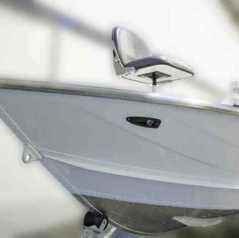 Barco de Pesca modelo Bass Boat GT580