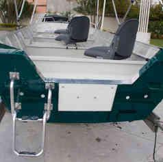 Barco de Pesca modelo Wave Lite da Maresias Náutica
