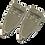 Thumbnail: Lanterna de Navegação Olho de Tubarão Duplo