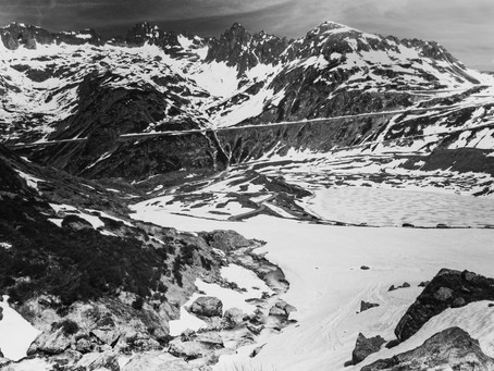 Switzerland in Black and White - Theo Arbez Photographic Series