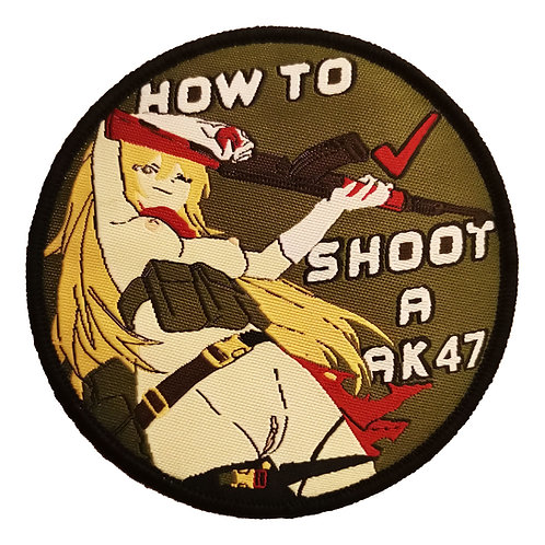 How to Shoot A AK47