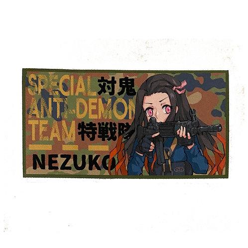 "Nezuko ""Special Anti-Demon Team"""