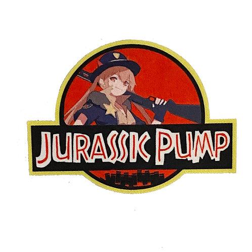 """M870 """"Jurassic Pump"""""""