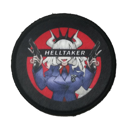 Lucifer HELLTAKER Patch