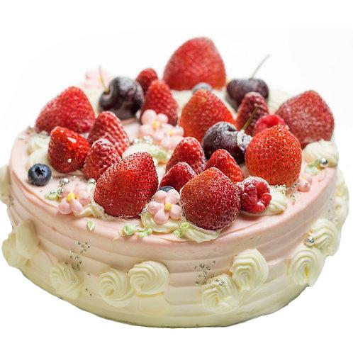 Strawberry & Cream deluxe