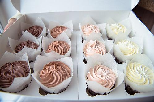 Cupcakes mix box