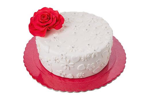 I adore you Cake