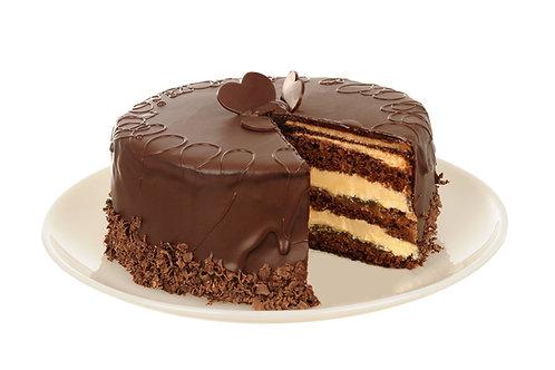 Love of Chocolate & Caramel