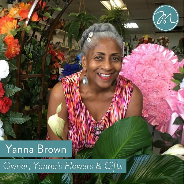 Yanna Brown Main Street Marion Yanna's F