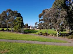 Adjoining Park and Playground