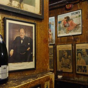 Gordon's wine bar: the oldest wine bar in London