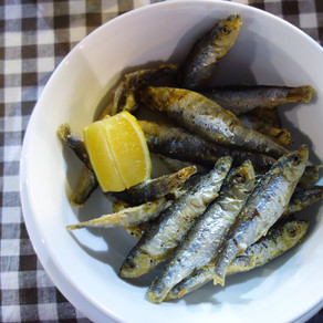 Belgrade / Polet: where to snack blue fish like chips