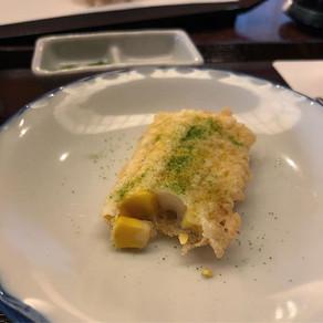 Kyoto | Tempura Endo: the fried army