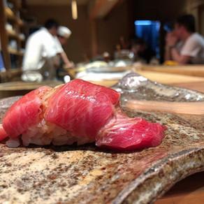 Tokyo   Sushi Yuu: at the court of Daisuke-san