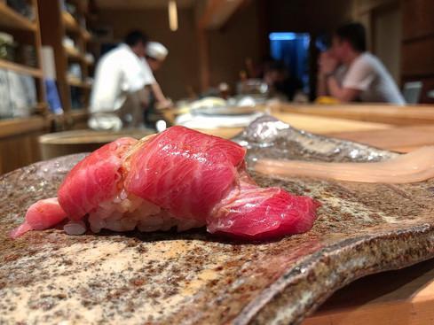 Tokyo | Sushi Yuu: at the court of Daisuke-san