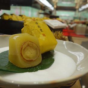 Minamoto Kitchoan: wagashi tradition in Mayfair