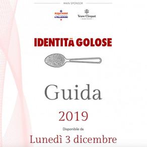Identità Golose Guide 2019: presentation and awards to the rising stars