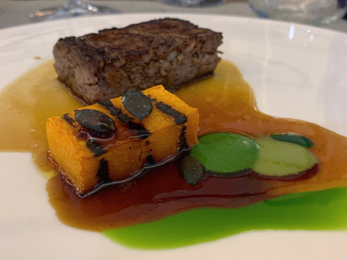 Luxembourg / Divino: Diego Poli and St. Hubertus for the True Italian Taste