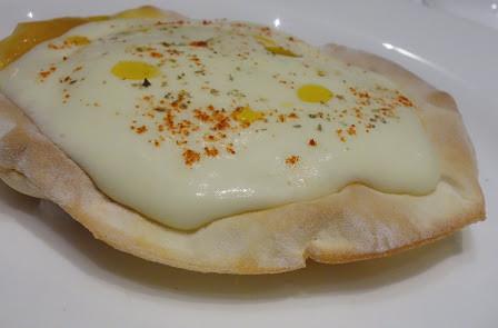 Cod pizza