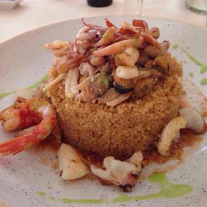 Trapani / Lunch at Serisso 47