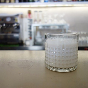 Scicli / A sip of almond milk at Baliku