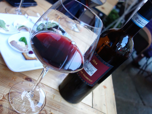 Alba | Ape wine bar: enjoying Langhe wines