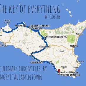 """The key of everything"": Part I"