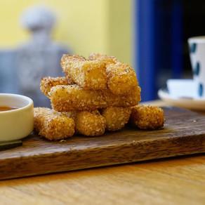 Puno   Cafe Bar de la Casa del corregidor: bar food and best coffee in the world