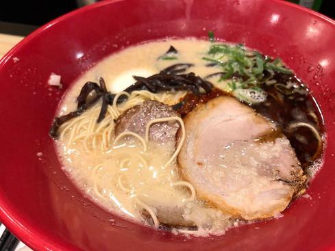 Tokyo | Ippudo: pre-flight ramen