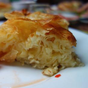 Recipe / Gibanica: love at first bite
