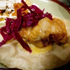 Lone Star Taco Bar: finger-licking Mexican street food