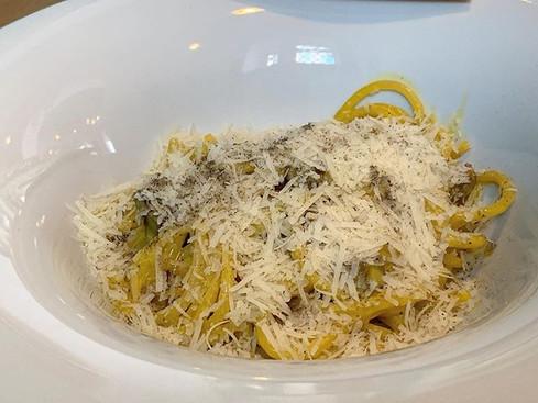 Rome / Luciano - Cucina Italiana: THE carbonara