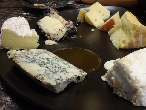 Cave à fromages: unforgettable Roquefort