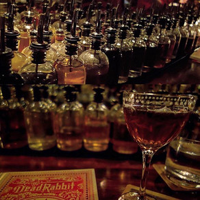 The Dead rabbit: one of the best cocktail bars in the world