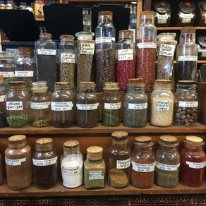 Polcari's coffee: spices and coffee!