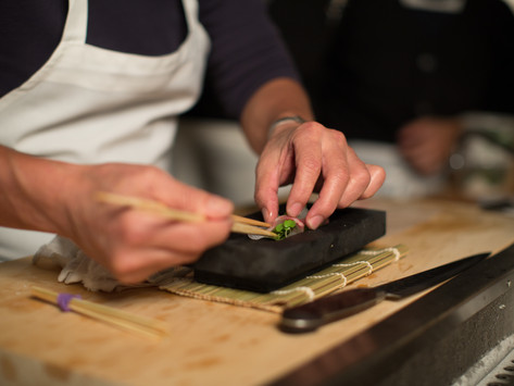 Masa Takayama: Sushi Confidential