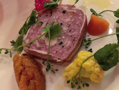 Chamonix / Cape Horn: eclectic menu for your first day of snow