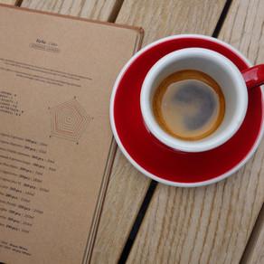 Belgrade / Kafeterija: 900 hipster-looking square meters smelling of roasted coffee