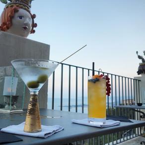 Taormina (ME) / Sipping gin at Metropole