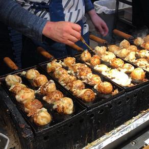 Osaka | Kuromon Ichiba Market: kitchen of Japan