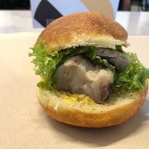 Milan / Bomba Niko Romito: street gourmet food